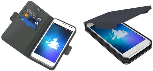Smartphone covers and cases with EMF protection