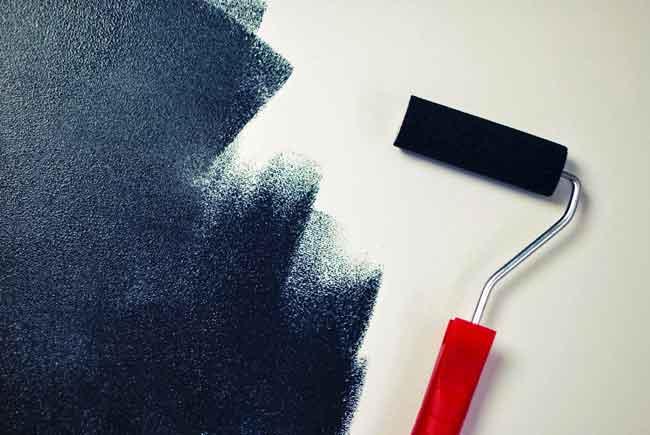 EMF shielding paint testing
